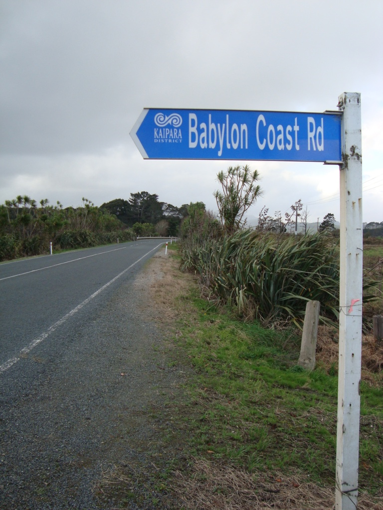 Babylon Coast Road