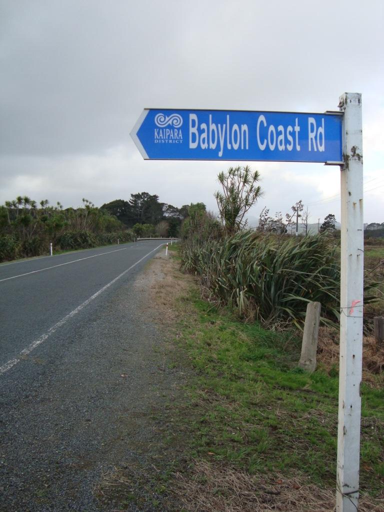 Babylon Coast Road