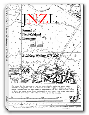 NZJL special issue: new writing